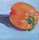Orange Pepper 2